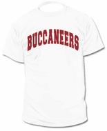 Custom Personalized Buccaneers Jersey Tee T-Shirt