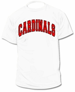 Custom Personalized Cardinals Jersey T-Shirt
