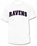 Custom Personalized Ravens Jersey Tee T-Shirt