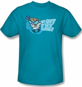 Dexters Laboratory Get Out T-Shirt