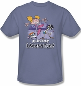 Dexters Laboratory Cutting In T-Shirt