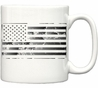 Distressed American Flag Coffee Mug