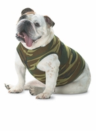 Dog Doggie Baby Rib Tank Top T-Shirt