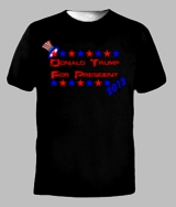 Donald Trump for PRESIDENT 2012 USA Tee T-Shirt