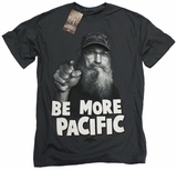 Duck Dynasty Be More Pacific T-Shirt
