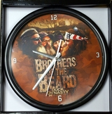 Duck Dynasty Brothers of The Beards Wall Desk Clock