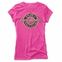 Duck Dynasty Family With A Calling Ladies Pink T-Shirt