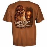 Duck Dynasty Happiness T-Shirt