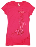 Duck Dynasty Last Flight Ladies Junior Fit T-Shirt