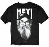 Duck Dynasty Uncle Si Hey! T-Shirt