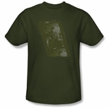 Elvis Presley Army T-Shirt