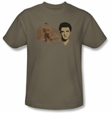 Elvis Presley At The Gates T-Shirt