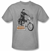 Elvis Presley Roustabout Poster T-Shirt