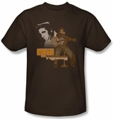 Elvis Presley The Hillbilly Cat T-Shirt