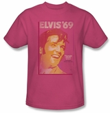 Elvis Presley Trouble With Girls Poster T-Shirt