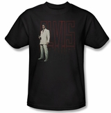 Elvis Presley White Suit T-Shirt