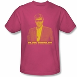 Elvis Presley Yellow Elvis T-Shirt