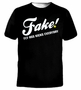 Fake Fly-Ass Kicks Everyday T-Shirt