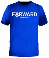Forward Obama 2012 T-Shirt