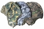 Fur Lined Camo Ear Cover Winter Hat