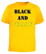 Go Steelers Got Black And Yellow Jersey Green Tee T-Shirt