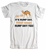 Hump Day American Apparel T-Shirt