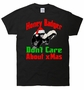 Honey Badger Don't Care About Xmas T-Shirt