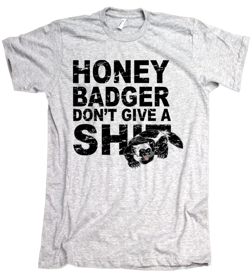 Honey badger dont give a shit - photo#9