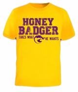 Honey Badger Takes What He Wants T-Shirt
