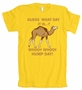 Hump Day Camel American Apparel T-Shirt