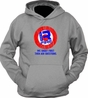 Hunting Rapid Fire Shoot First Then Ask Questions Retro HOODIE Pull Over