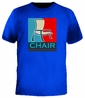 I'd Rather Vote for the Chair anti Barack Obama Anti Mitt Romney T-Shirt