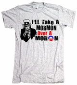I'll Take A Mormon American Apparel T-shirt
