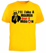 I'll Take A Mormon T-shirt