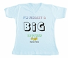 I'M FINALLY A BIG Brother T-SHIRT Custom Name Personalized Tee