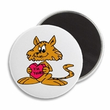 "I'm Yours Cat Valentine's 2.25"" Magnet"