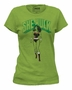 Incredible Hulk She-Hulk Marvel Womens T-Shirt
