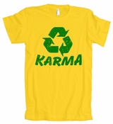 Karma American Apparel T-Shirt