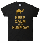 Keep Calm It's Hump Day T-Shirt