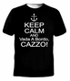 Keep Calm and Vada A Bordo, Cazzo! T-Shirt