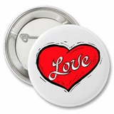 Love Heart Button