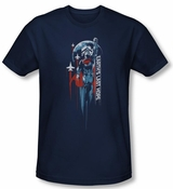 Man of Steel Earths Last Hope T-Shirt