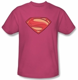 Man Of Steel Logo T-Shirt