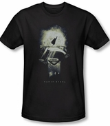 Man of Steel Space Glow T-Shirt