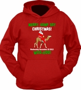 Merry Hump Day Christmas Hoodie