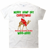 Merry Hump Day Christmas T-Shirt