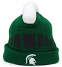 Michigan State Spartans Mascot Beanie