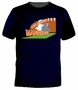 Mile High Manning Football T Shirt