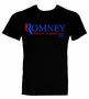 Mitt Romney Believe in America 2012 American Apparel T-Shirt