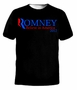 Mitt Romney Believe in America 2012 T-Shirt
